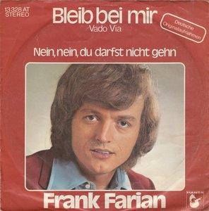 Frank Farian - Bleib Bei Mir (Vado Via)
