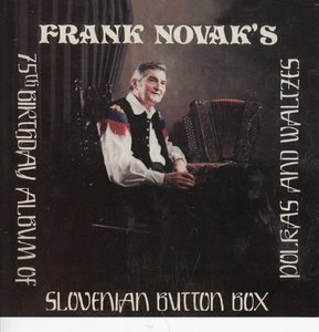 frank novak - 75th birthday album