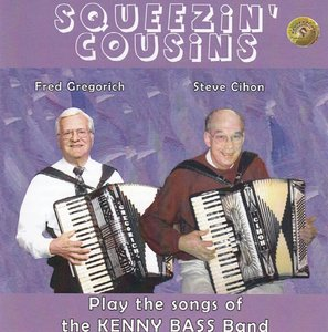 squeezin' cousins - plays the songs of the kenny bass band