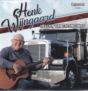 henk wijngaard - helden van de snelweg (blauw vinyl)